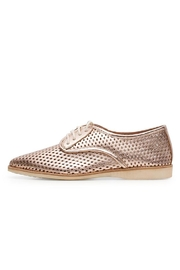 Rollie/Sidecut Rose Gold Oxfords - Product Mini Image