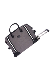 Brouk & CO ROLLING DUFFEL BAG - Front cropped
