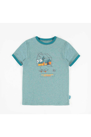 Souris Mini Rolling In My Greenhouse T-Shirt - Front cropped