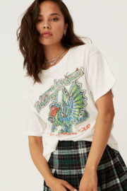 Daydreamer  Rolling Stones Dragon Tee - Product Mini Image