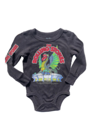Rowdy Sprout  Rolling Stones Long Sleeve Onesie - Product Mini Image