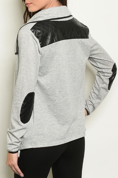 Roly Poly Elbow Patch Jacket - Alternate List Image