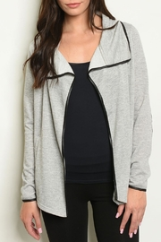 Roly Poly Elbow Patch Jacket - Product Mini Image