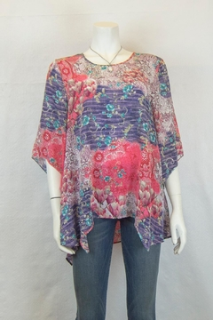 TIANELLO Roma Natalie Blouse - Product List Image