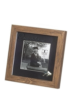 Roman Graduation Frame 4x4 - Alternate List Image