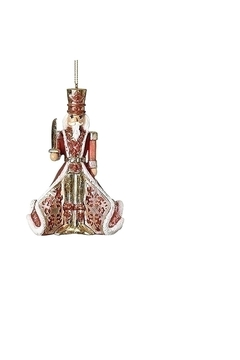 Roman Nutcracker Ornament - Nicholas - Alternate List Image