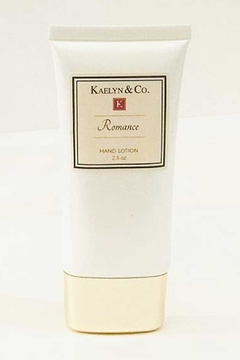 Kaelyn & Co Romance Hand Lotion - Product List Image