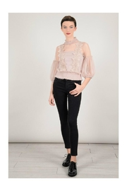 Molly Bracken Romantic Lace Top - Product Mini Image