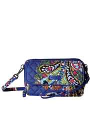 Vera Bradley Romantic Paisley All-In-One - Product Mini Image