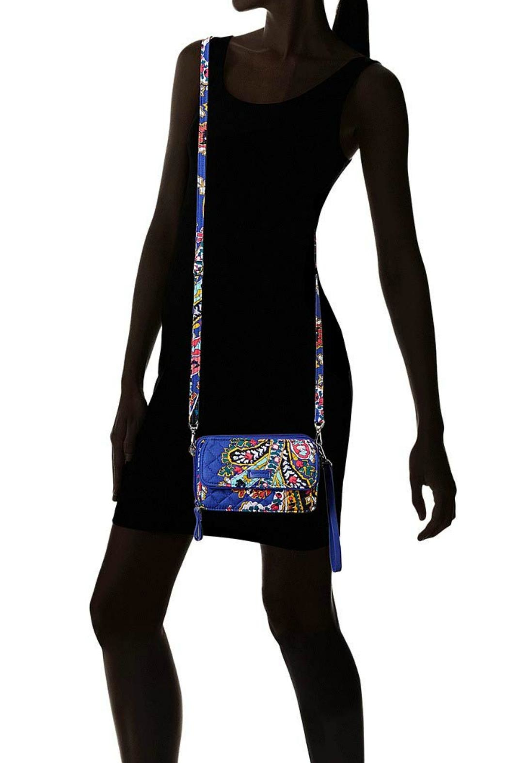 Vera Bradley Romantic Paisley All-In-One - Back Cropped Image