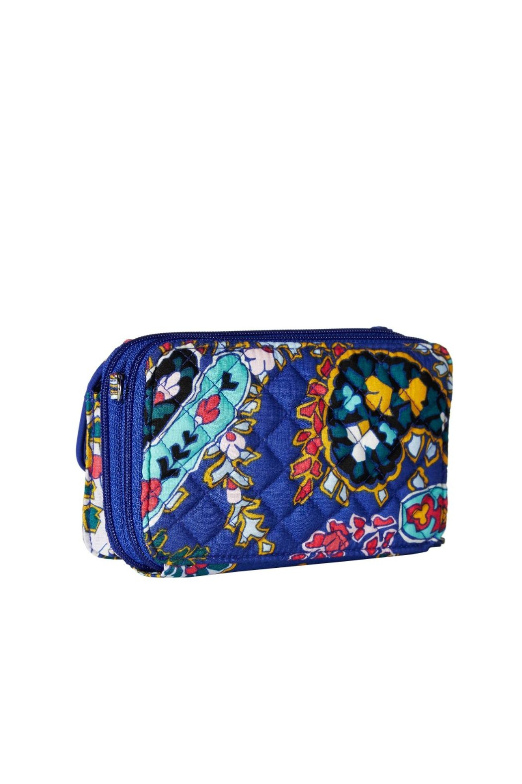 Vera Bradley Romantic Paisley All-In-One - Front Full Image