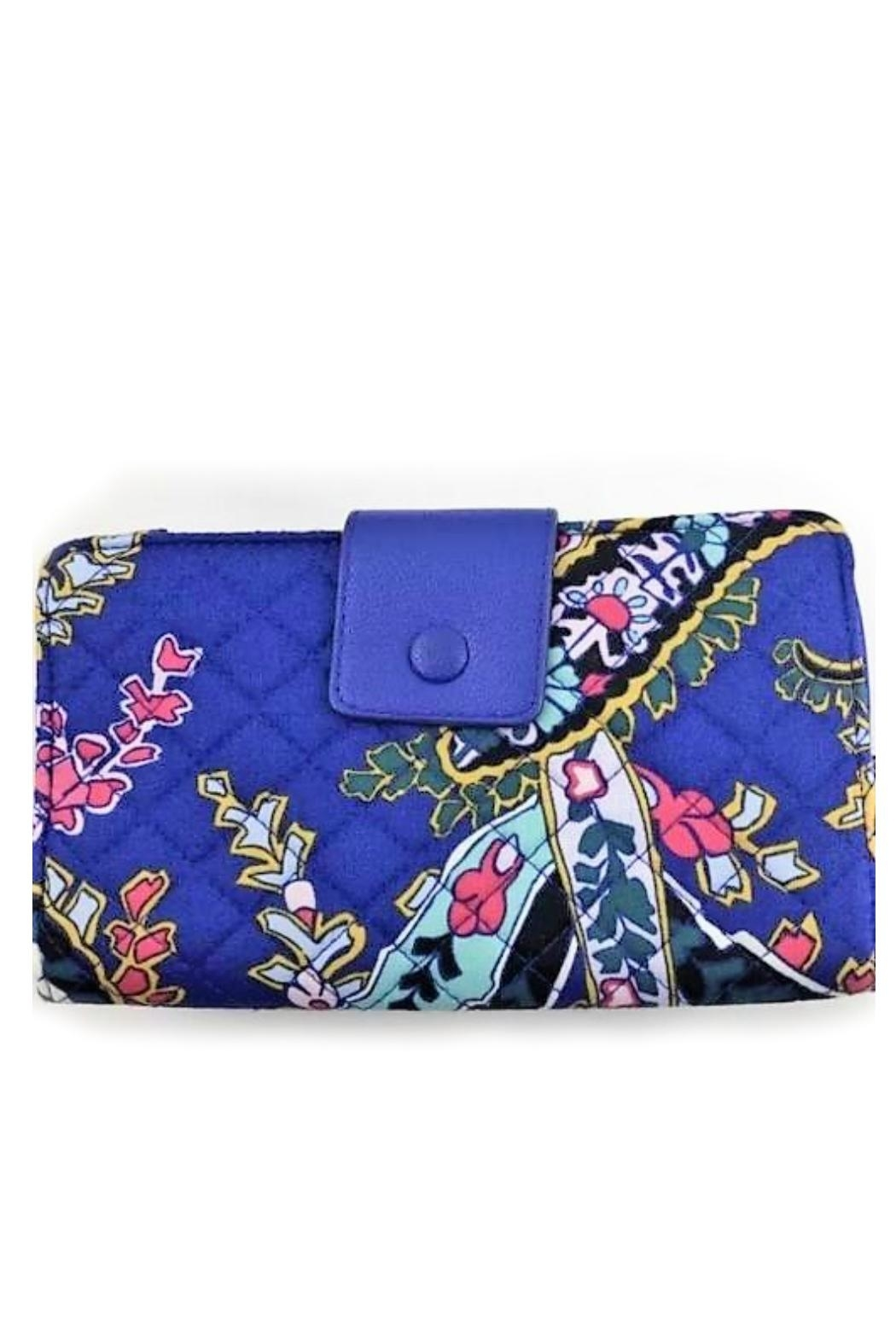 Vera Bradley Romantic Paisley Deluxe-Alltogether - Front Full Image
