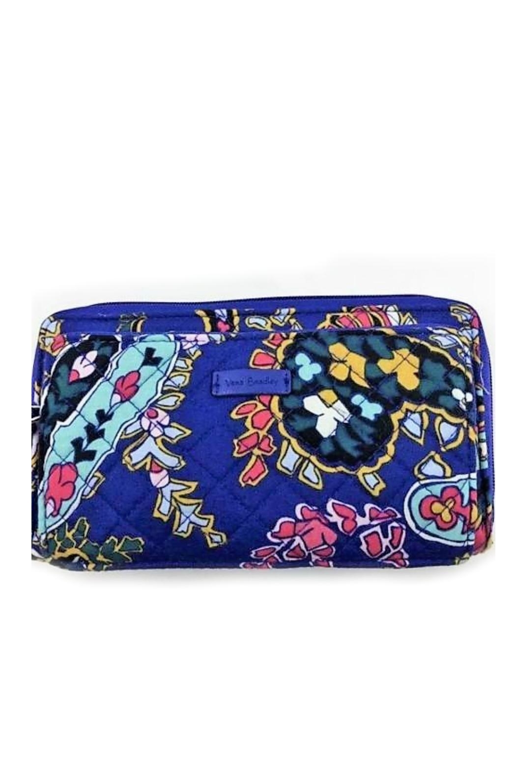 Vera Bradley Romantic Paisley Deluxe-Alltogether - Front Cropped Image