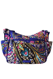 Vera Bradley Romantic Paisley On The Go Crossbody - Product Mini Image
