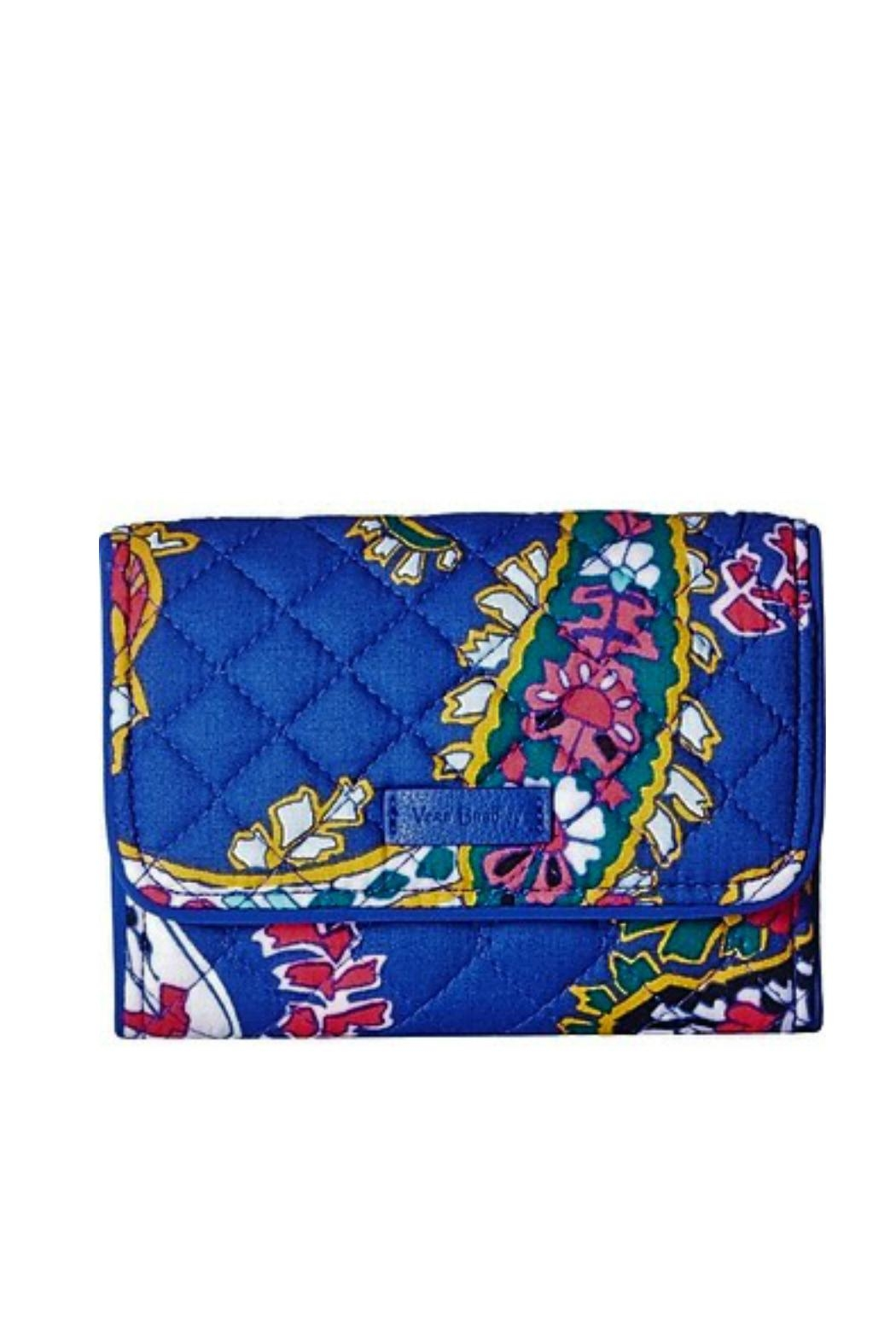 Vera Bradley Romantic Paisley Riley - Front Cropped Image