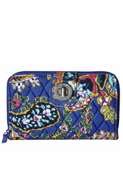 Vera Bradley Romantic Paisley Turnlock - Product Mini Image