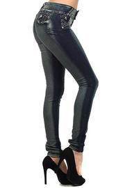 romantica jeans Denim Colombian Style - Front full body