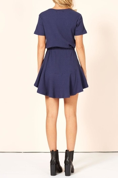 MinkPink Romanticise Drawstring Dress - Alternate List Image