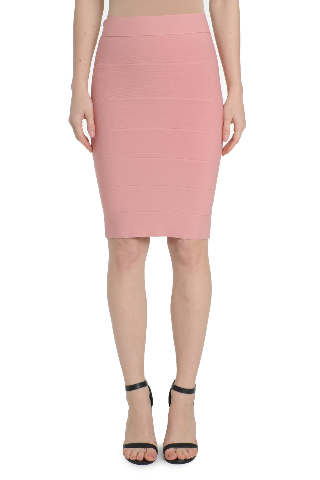 Romeo & Juliet Couture Bandage Pencil Skirt from New York by Maya\'s ...