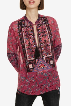DESIGUAL Romina Blouse - Product List Image