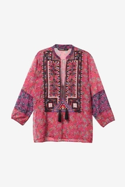 DESIGUAL Romina Glamour Blouse - Side cropped