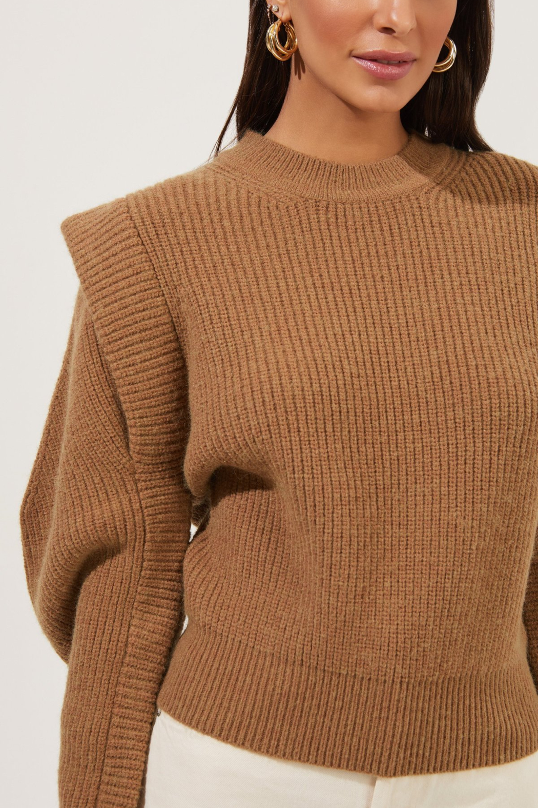 ASTR the Label Romina Sweater - Front Full Image