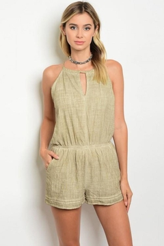 Very J Romper - Product List Image