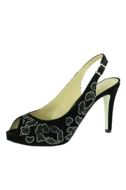 Ron White Brooks Crystal Slingback - Front cropped