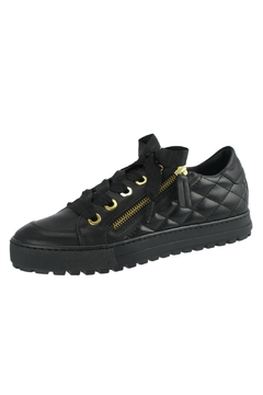 Ron White Linden Leather Sneakers - Alternate List Image