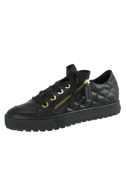 Ron White Linden Leather Sneakers - Product Mini Image