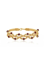 Ronaldo Designer Jewelry Forget Me Not Bracelet - Product Mini Image