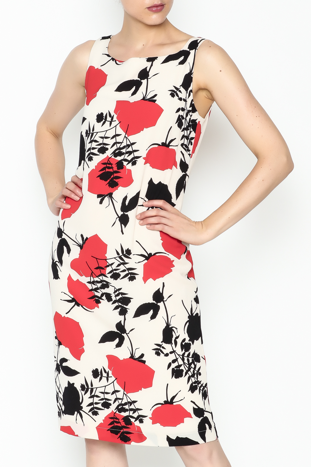 Ronen Chen Miami Dress - Front Cropped Image