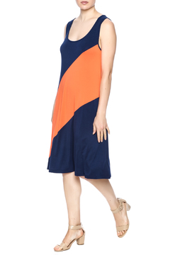 Shoptiques Product: Colorblock Sleeveless Dress