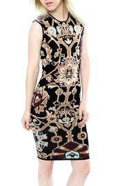 Ronny Kobo Print Dress - Front cropped