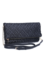 Urban Expressions Rooney Clutch with Adjustable C/B Strap - Front full body