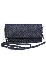 Urban Expressions Rooney Clutch with Adjustable C/B Strap - Front cropped