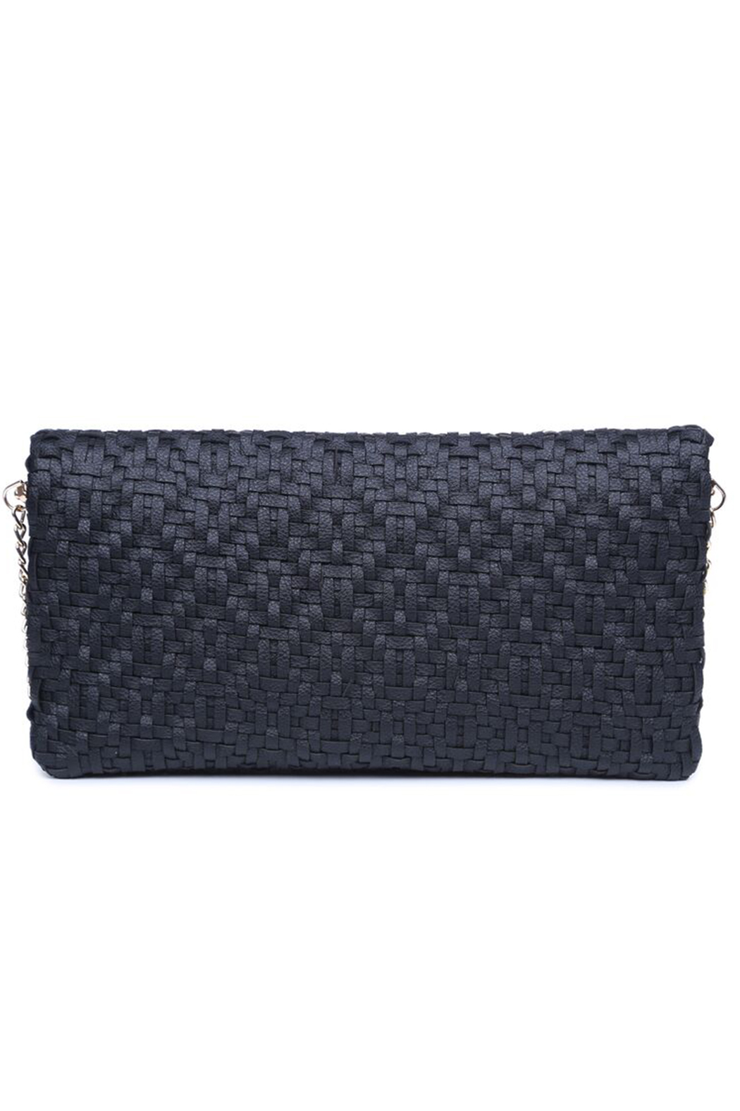 Urban Expressions Rooney Clutch with Adjustable C/B Strap - Back Cropped Image