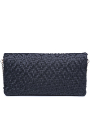 Urban Expressions Rooney Clutch with Adjustable C/B Strap - Back cropped