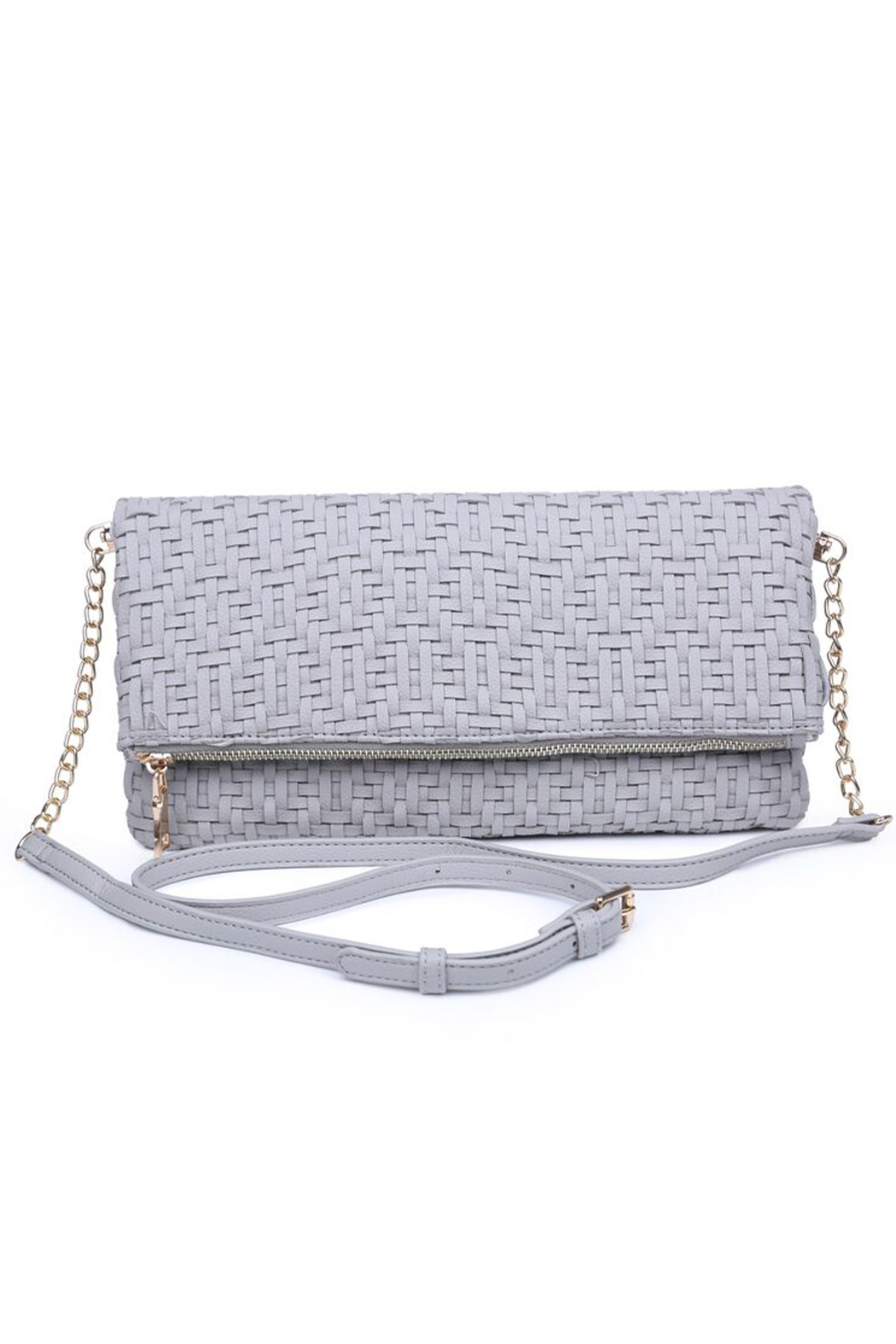 Urban Expressions Rooney Clutch with Adjustable C/B Strap - Main Image