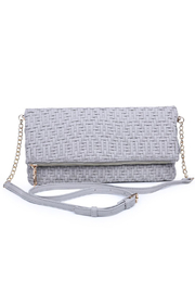 Urban Expressions Rooney Clutch with Adjustable C/B Strap - Product Mini Image
