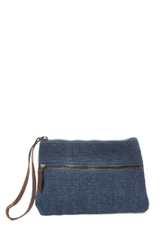 Roost Denim Clutch - Product Mini Image