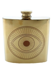 Roost Evil Eye Flask - Product Mini Image
