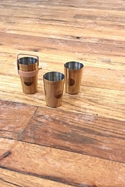 Roost Shot Glass Set - Front cropped