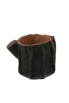 Shoptiques Product: Tree Trunk Cachepot Small