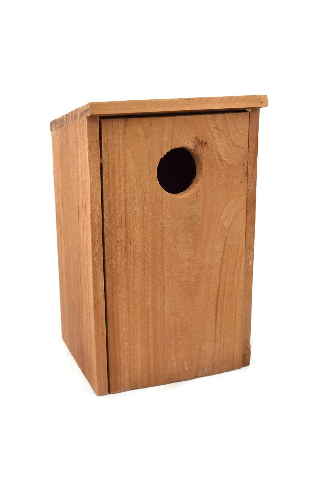 Roost Wooden Birdhouse Large - Main Image