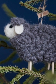 Roost Woolen Sheep Ornament - Product Mini Image