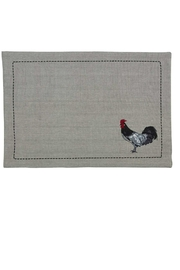 Park Designs Rooster Placemat - Product Mini Image