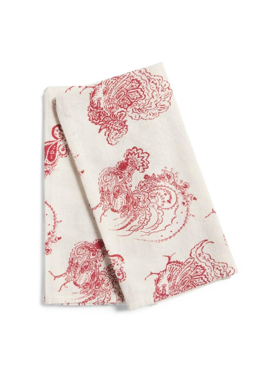 April Cornell Rooster Towels - Main Image
