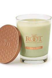 ROOT  Root Candle Tea Leaf and Honey - Product Mini Image