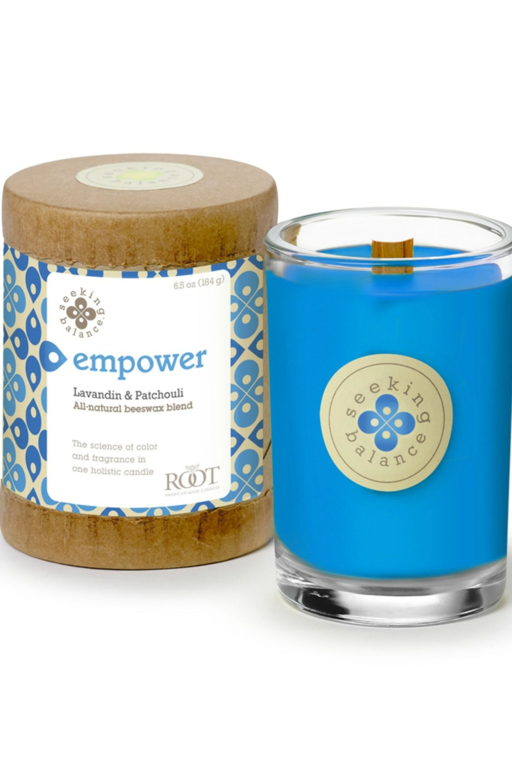 ROOT  Empower Candle - Main Image